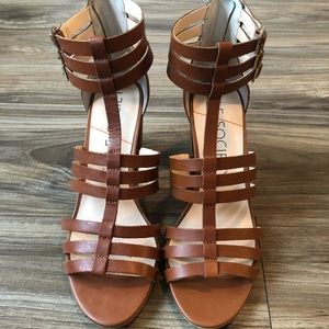 Sole society block heel sandals
